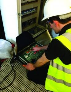 manutenção gerador
